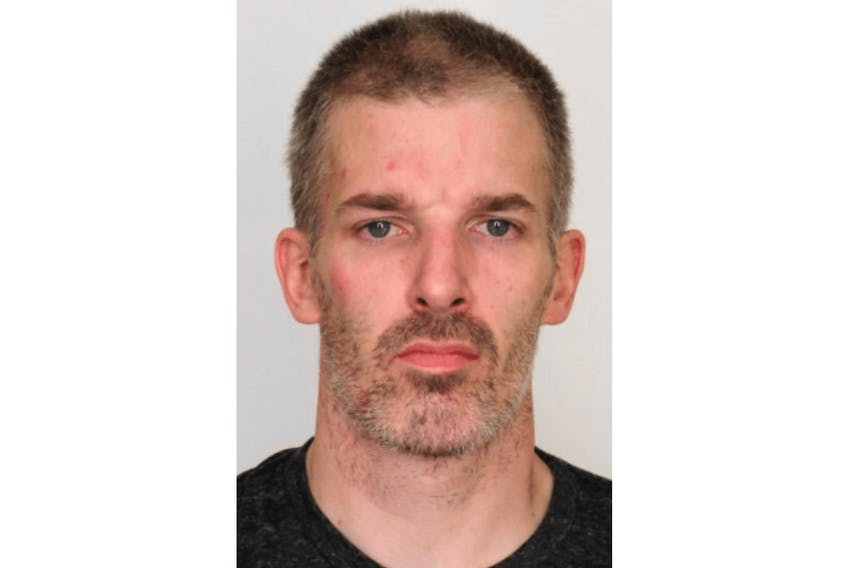 Michael Arthur Gaudet, 37, is wanted in connection with a stabbing on King Street in Charlottetown on Monday, Sept. 13.