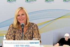 During a COVID-19 briefing on Sept. 13, Dr. Heather Morrison, P.E.I.'s chief public health officer, said her office is in talks with the Department of Education about regular testing for teachers who are not fully vaccinated.