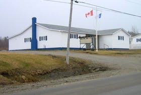 The Royal Canadian Legion Branch 38 in St. George's has received a $10,000 donation from the Dymond Group of Companies, new owners of the Stephenville Airport.