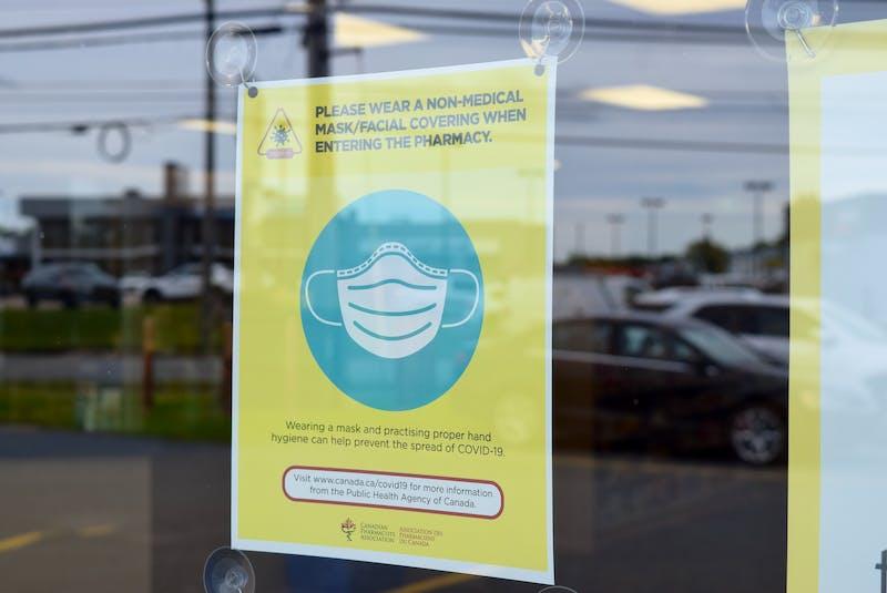 Sept. 16: Nova Scotia issues COVID-19 exposure advisories for locations in three health zones