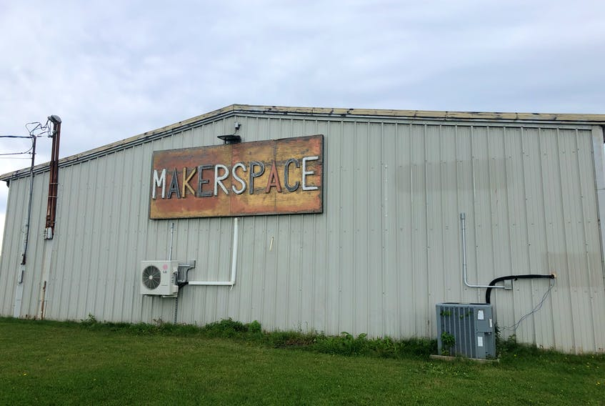 The Summerside Makerspace has operated out of the Venture Centre on Greenwood Drive since 2015. Now, the city has put out a request for proposal on the property, and, if it sells, the Makerspace may have to find a new location.
