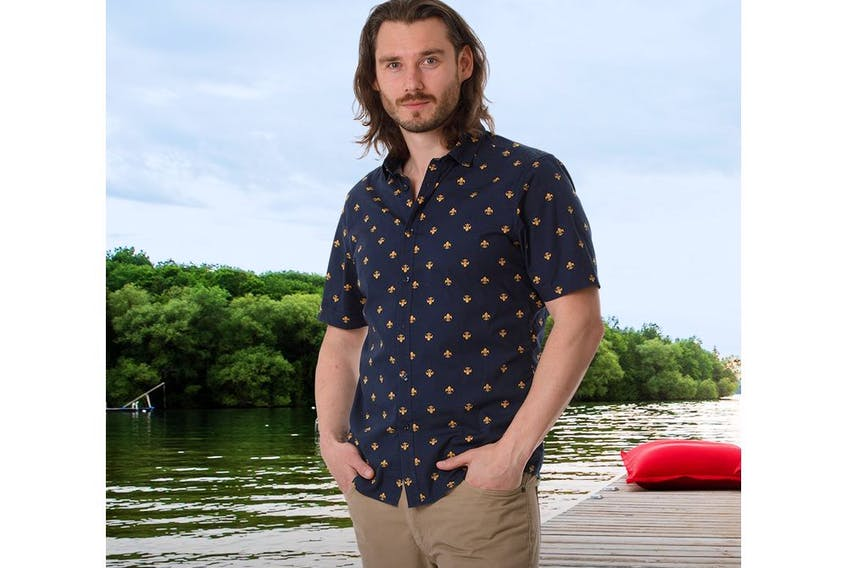Chris is a 35-year-old inventor from Calgary who will be on the next season of Bachelor in Paradise Canada.