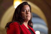Then-Justice Minister Jody Wilson-Raybould in June 2017. Wilson-Raybould and the Prime Minister's Office battled over various policy files.