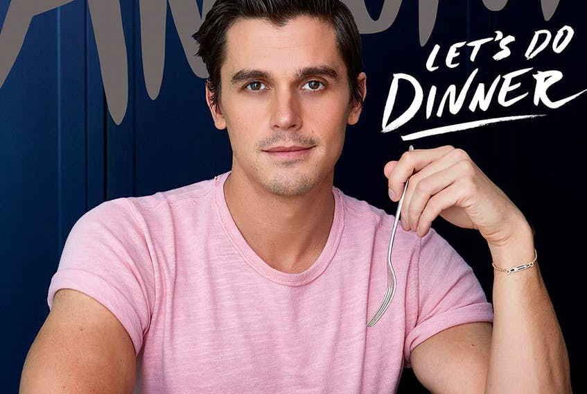 Antoni: Let's Do Dinner is Queer Eye star Antoni Porowski's second cookbook.