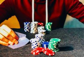 Get help for a gambling addict, not money.