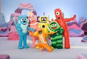 One of WildBrain's hot properties is Yo Gabba Gabba!, shown here is the YGG dance team and DjLance. Management says the family oriented entertainment company benefitted from a Yo Gabba Gabba! library deal with Apple TV+ and distribution agreements with Netflix, Amazon and WarnerMedia in the current quarter.  Contributed