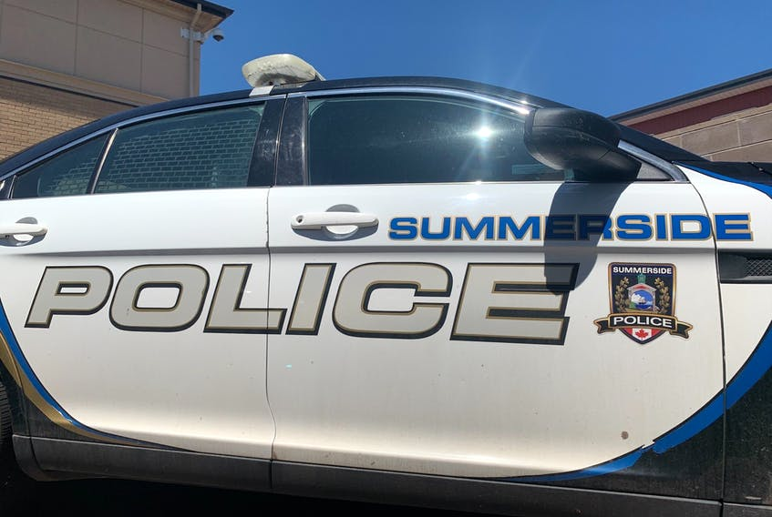 Members of Summerside Police Services stopped a suspected impaired driver at a Granville Street gas station around 11 p.m. on Tuesday, Sept. 14.