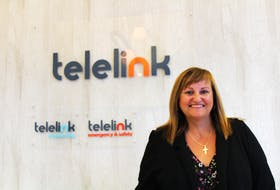 Greater Heights of Growth pilot participant Cindy Roma, co-CEO of Telelink, says that only months after participating, the program has already transformed her business. - Photo Contributed.