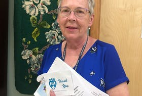 Ann DeCoste brings passion and many years of nursing experience to her position as chair of the Aberdeen Palliative Care Society.