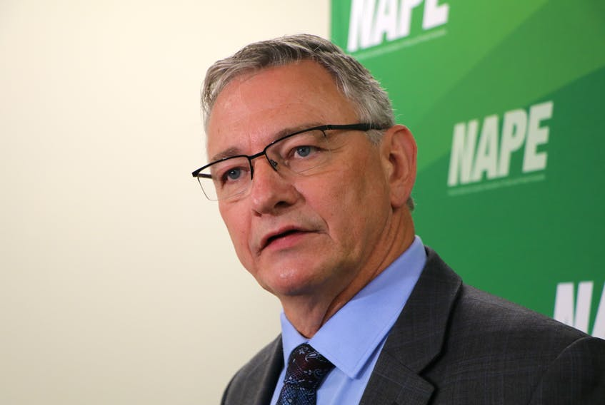 Jerry Earle, president of the Newfoundland and Labrador Association of Public and Private Employees, said Thursday the provincial government has known about the serious issues facing paramedicine in the province for years, but fails to properly address them.