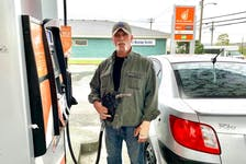 Dusty Crocker of St. John's said there have been times when he's had to sacrifice food for his wife and four children to put gas in their vehicle.