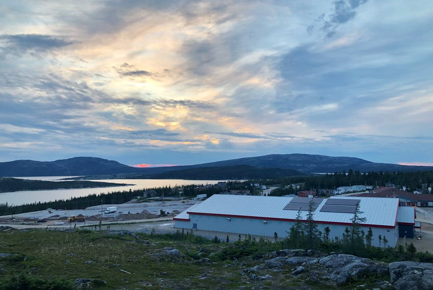 What could a just transition from dependence on oil and gas in Newfoundland and Labrador look like? The Town of Makkovik's solar-pv project in Nunatsiavut is the largest grid-tied solar power installation in Labrador and Newfoundland.