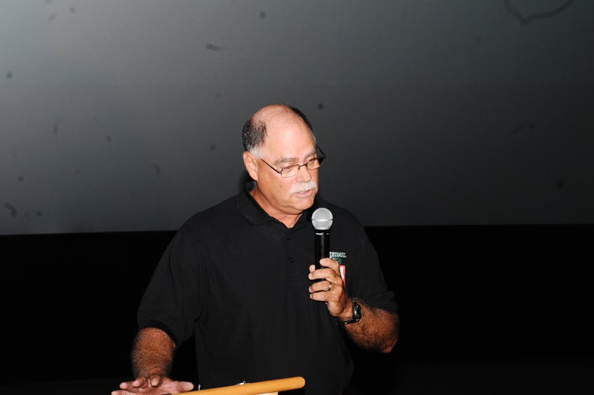 Garth Turtle held a number of different positions in the school sport scene on Prince Edward Island for close to 40 years. - Jason Simmonds