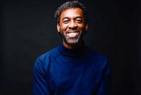 Author Ian Williams. Photo by Justin Morris.