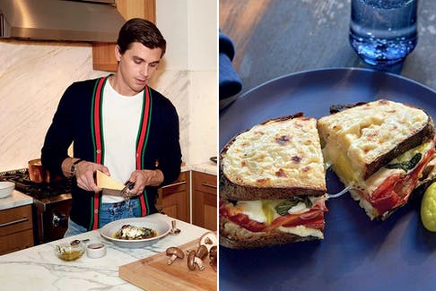In his second book, Let's Do Dinner, Queer Eye star Antoni Porowski set out to share recipes that would make life easier.