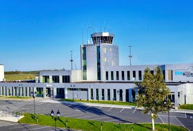 Praxes Medical Group, in partnership with the J.A. Douglas McCurdy Sydney Airport, has been offering rapid antigen and RT-PCR testing at the airport since Wednesday. CONTRIBUTED