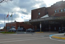 Nova Scotia Health said motorists coming in and out of Cape Breton Regional Hospital can expect traffic flow changes in the coming weeks as work continues at the site to create new in-hospital care options.