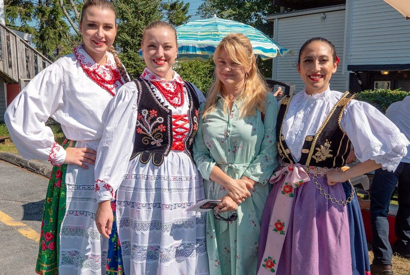 A photo from the Polish Festival in Dartmouth in September 2018. This year a public exhibit will feature historic homes of Polish Cape Breton at the St. Mary's Polish Church on Sunday, Sept. 19, with viewing available from 10:30 a.m. to noon. (Contributed)