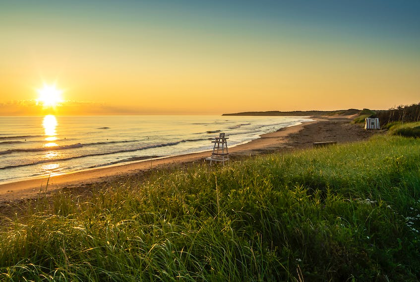 Cavendish Beach is a popular tourist attraction along Prince Edward Island's north shore. SaltWire File