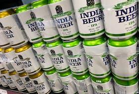 India Pale Ale at the Newfoundland and Labrador Liquor Corp.
