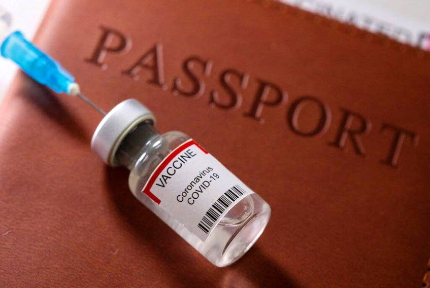 Alberta's government has introduced a vaccine passport system to prevent the province's hospitals from collapsing due to a surge in COVID-19 cases.