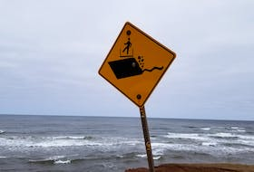 Researchers with UPEI's Climate Lab have warned of the dangers of P.E.I.'s disappearing coastlines. Adam Fenech, the lab's director, says political leaders need to focus more on adaptation measures.