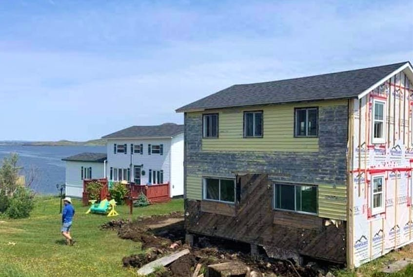 Roland Wells believes that saving old biscuit box homes in Newfoundland and Labrador is important as they represent the province's architectural history.
