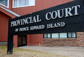 P.E.I. provincial court in Charlottetown is located on Water Street in the city's downtown.