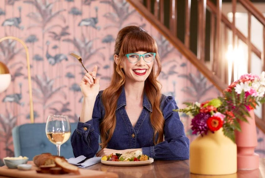 Two-time Canadian screen award winner Mary Berg has a new original culinary series, Mary Makes It Easy, premiering Sept. 6 on CTV Life Channel.
