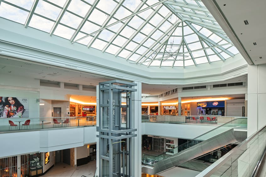 Mic Mac Mall in Dartmouth has been acquired by Rank Inc. and Halifax developer Joe Ramia, along with a group of investors. - REUTERS