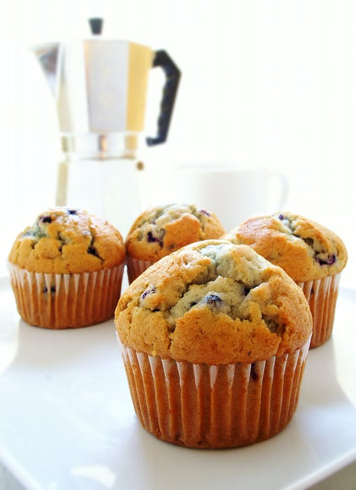 For a great snack, dessert or breakfast, try these blueberry muffins. - Saltwire network