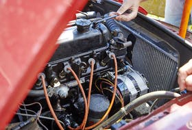New drivers should know thigs like how to pull an engine oil dipstick, and the meanings of the fluid level marks on reservoir bottles for coolant and brake fluid. Elliot Alder/Postmedia News file
