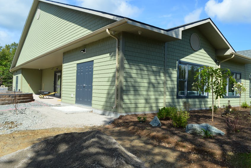 The finishing touches are being put on the new hospice facility for Cape Breton and organizers are hopeful a fundraising event on October 2 will help pay for them.