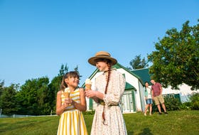 No trip to P.E.I. is complete without celebrating Anne of Green Gables, but there were fewer visitors to the Island this year. Corryn Clemence, the chief executive officer of the Tourism Industry Association of P.E.I., says there's still a long way to go until they reach the milestone of one million-plus visitors that was standard fare in P.E.I. before the pandemic.