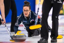 Jill Brothers and her Mayflower rink of Erin Carmody, Kim Kelly and Jenn (Brine) Mitchell will compete the Canadian Curling Pre-trials event in Ottawa beginning on Wednesday - Andrew Klaver