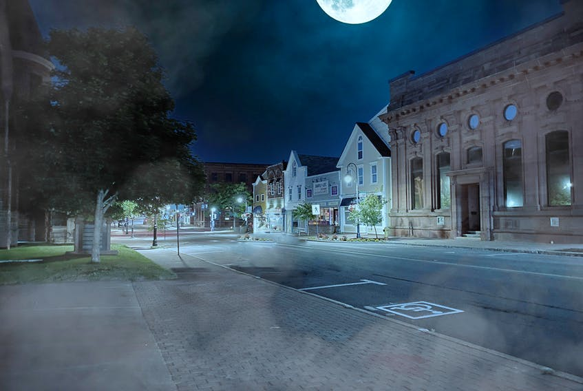 Have you heard of the Great Amherst Mystery? Esther Fest runs Oct. 22-31 throughout the Town of Amherst, featuring guided ghost walks, spooky paranormal tours and more. - Photo Contributed.