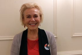 Lenore Zann was running again for the Liberals in the Cumberland-Colchester riding.