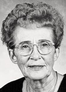Irma Mary Teresa Lane