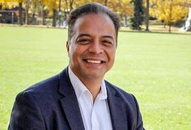 Former Liberal candidate Raj Saini.