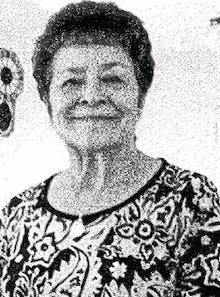 Betty Ann Spence (Fish)