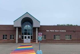 New World Island Academy in Summerford, N.L.