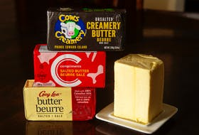 In the aftermath of the ButterGate scandal, which revealed how dairy producers were using more palm oil by-products to produce more butterfat, Charlebois says price hikes were expected. file photo/Ryan Taplin - The Chronicle Herald