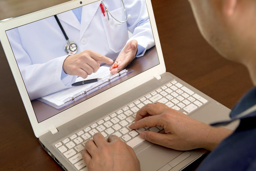The new Progressive Conservative provincial government has promised virtual health care will be available across the province. But it's still not clear whether the current pilot program providing virtual care to Nova Scotians will be expanded. - Stock