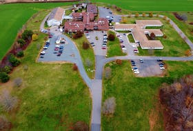 With 39 acres of land in South Berwick, there is plenty of space for a new long-term care facility on Grand View Manor's existing property. ADRIAN JOHNSTONE PHOTO
