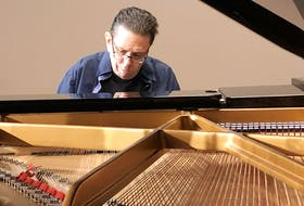 Jazz pianist Brian Buchanan, who passed away in August. Photo by Cindy McLeod.