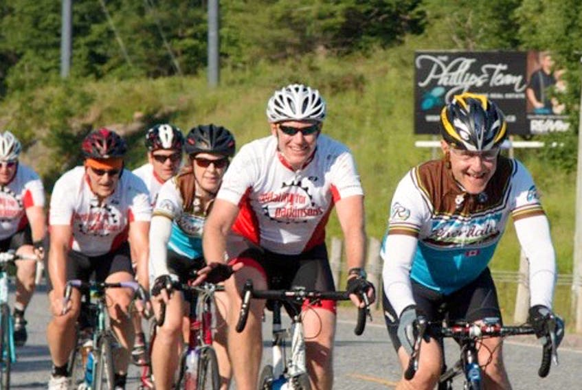 Parkinson's Canada announced the inaugural Pedaling for Parkinson's Maritimes event will take place on Sept. 25 and Sept. 26 in Summerside, P.E.I.