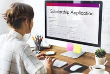 Eight Nova Scotia students are receiving a renewable scholarship of $10,000 over four years for energy-related university programs, while another eight are receiving a one-time scholarship of $2,500 for trades and technology programs at Nova Scotia Community College (NSCC).