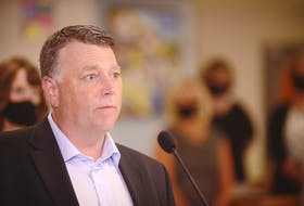 A notice of motion has alleged Premier Dennis King used an e-mail associated with the Progressive Conservative party to circumvent freedom of information requests.