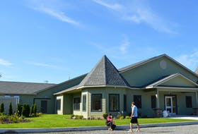 Hospice Cape Breton, a 10-bed palliative care faciity in Membertou, officially opens today. IAN NATHANSON/CAPE BRETON POST
