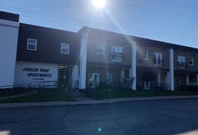Stellarton council has written a letter in support of keeping the elevator in the apartment building at 103 Park Street.